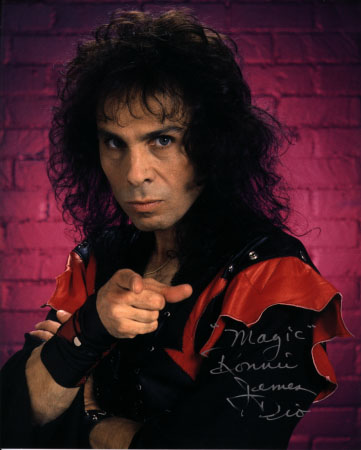 Ronnie James Dio descansa en paz