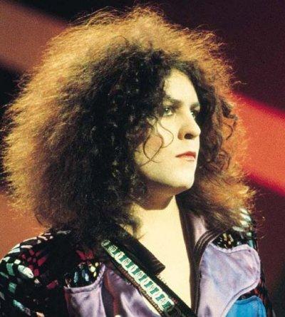 Marc Bolan presintió su muerte