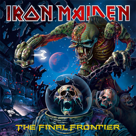 The Final Frontier el nuevo disco de Maiden