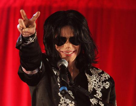 Michael Jackson cuando pensaba que regresaría a los escenarios