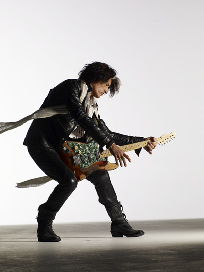 Joe Perry ya se aburrió del rock