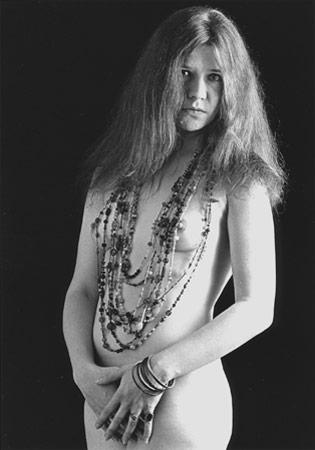 Janis Joplin desnuda de cuerpo y alma