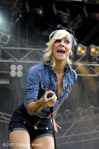 Maja Ivarsson es una diva en toda la extensión de la palabra