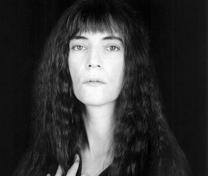 Patti Smith es una leyenda del rock