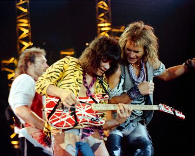 Van Halen no confía en el nuevo ambiente para sacar más música