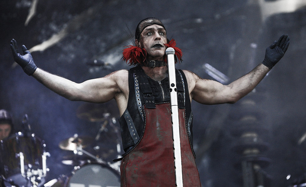Rammstein siempre impacta en vivo