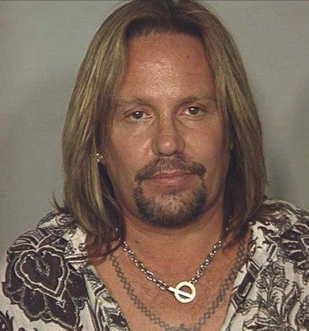 Vince Neil pisará otra vez la cárcel