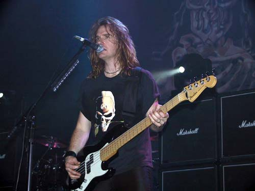 David Ellefson analiza a la industria
