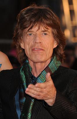Mick Jagger sorprende con su ímpetu