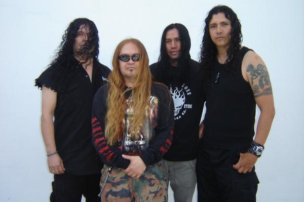 Transmetal una banda legendaria de metal mexicano