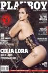 Celia Lora. Crédito: Playboy México
