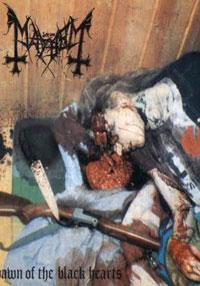 Euronymous tras su suicidio fue portada de un disco