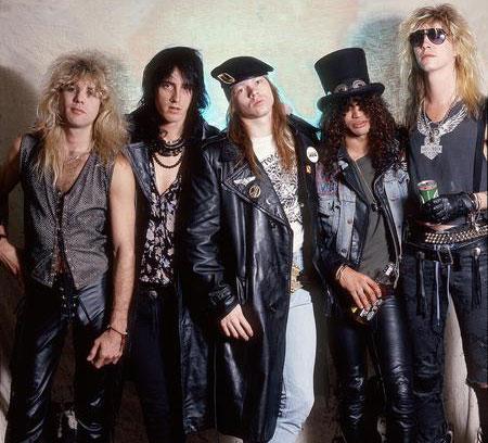Guns N' Roses podría volver por unos momentos a tocar juntos