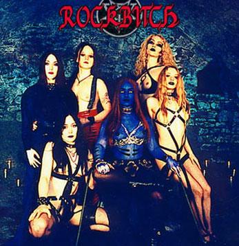Rockbitch, banda polemica