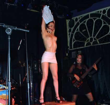 julie of rockbitch nude