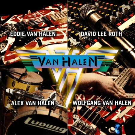 Van Halen graba para Interscope