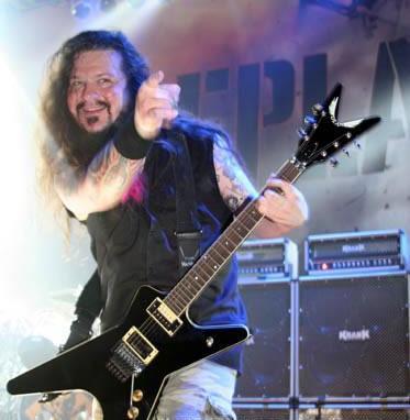 Dimebag Darrell fue un Dios de la guitarra