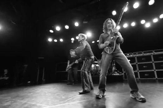 Eddie Van Halen y David Lee Roth  juntos nuevamente