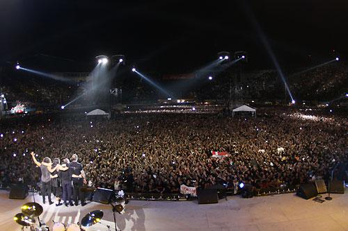 Metallica vuelve con sus fans mexicanos