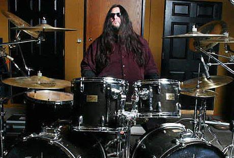 Gene Hoglan toca con Anthrax en México