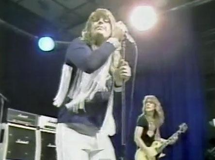 Ozzy y Randy en un inicio fantástico
