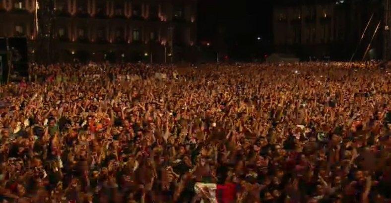 El público mexicano se entregó a McCartney