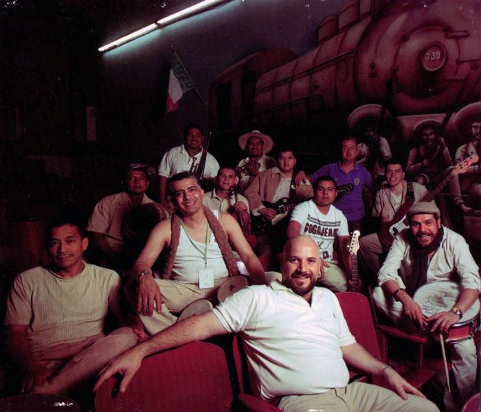 Segregados es una banda de ska que hizo su disco en la cárcel