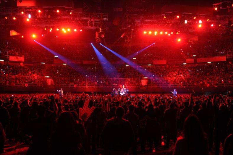 Metallica y su Arsenal Completo