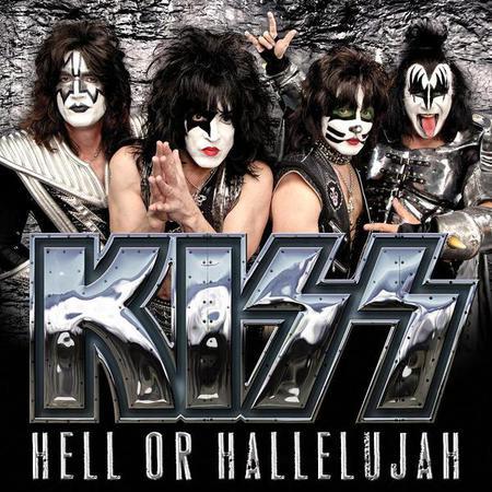 """Kiss suena tremendo con su nuevo hit """"Hell or Hallelujah"""""""