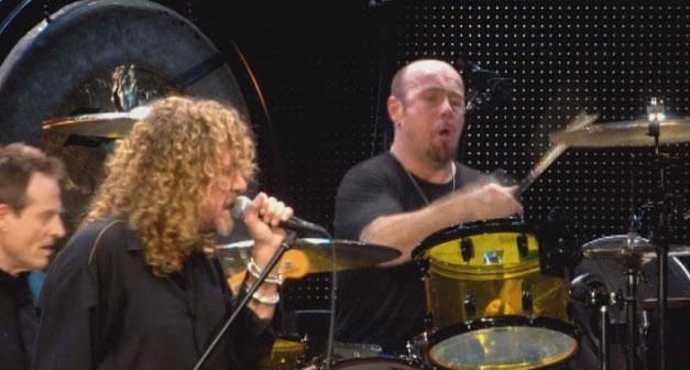 Jason Bonham dio todo en ese concierto