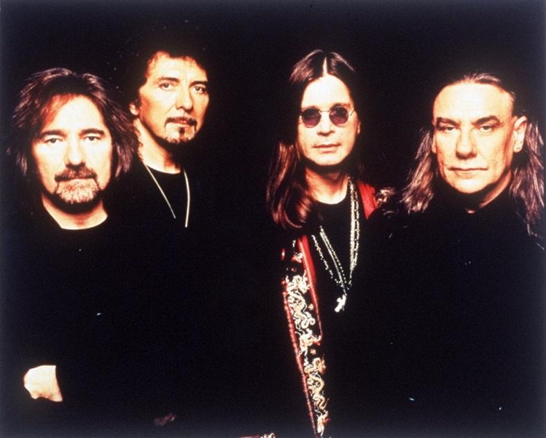 Black Sabbath llega a México sin Bill Ward