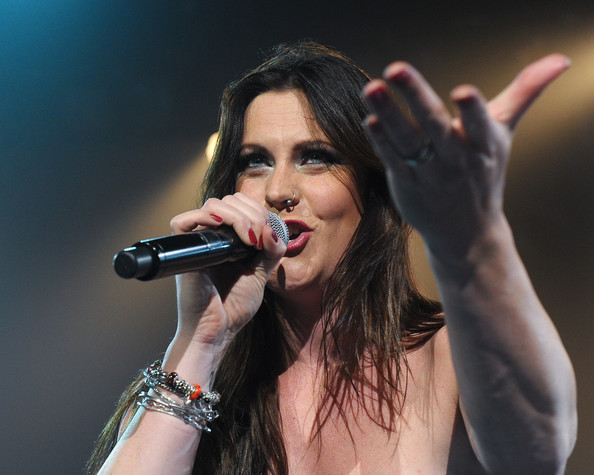 Floor Jansen contenta con Nightwish