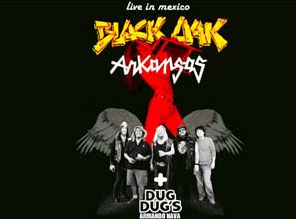 Black Oak Arkansas en México