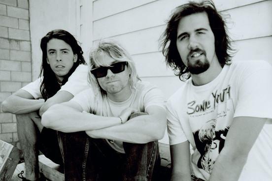 Nirvana fue una banda líder de los 90's pero no los únicos