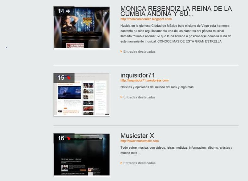 Inquisidor71 es un blog influyente