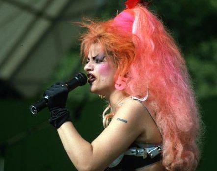 Nina Hagen es una diva del punk alemán