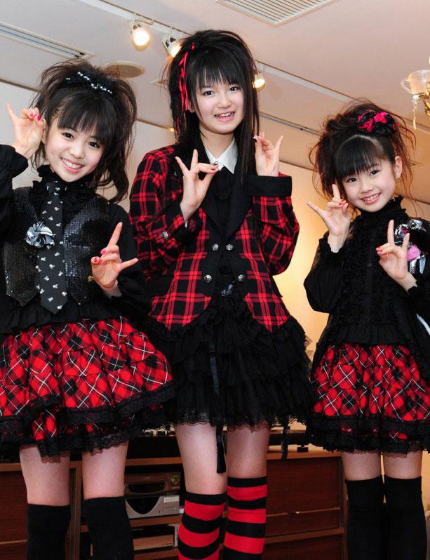 Babymetal la nueva sensación de Japón