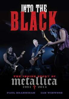 La portada del libro donde hablan de las finanzas de Metallica
