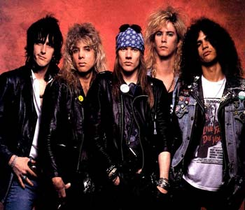 Guns N' Roses algún día debe retornar