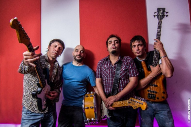 La Puñalada una banda de rock independiente