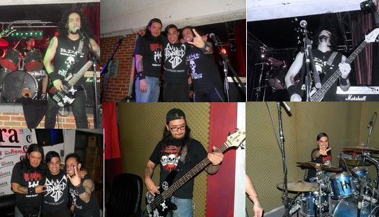 B.D.S. banda de thrash hardcore