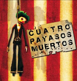 Cuatro Payasos Muertos álbum