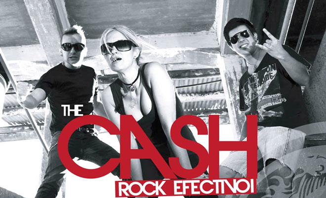 The Cash es una banda punk de Argentina
