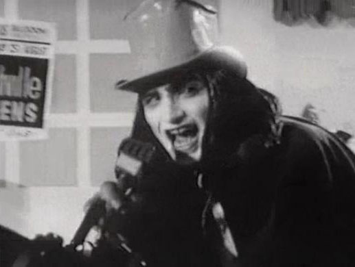 Screaming Lord Sutch en acción
