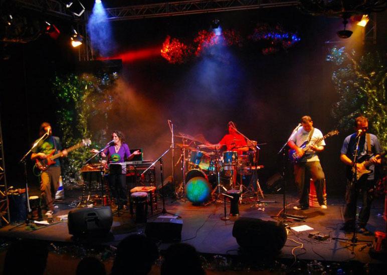 Verderock  haciendo conciencia a la humanidad con música