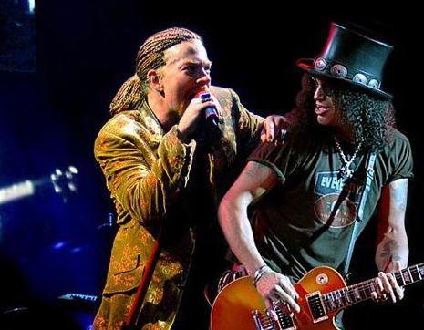 ¿Axl Rose y Slash volverán a impactar el mundo?