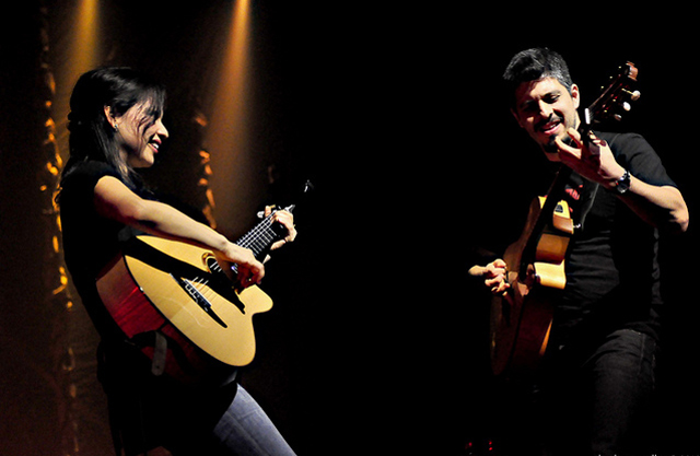 Rodrigo y Gabriela han realizado covers de excelencia