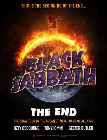 Black Sabbath terminará su historia