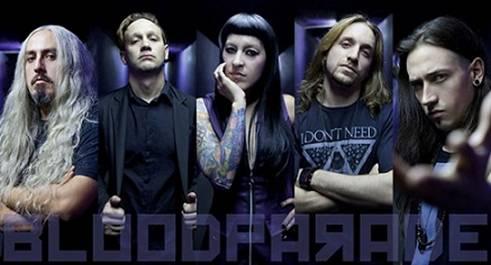 Bloodparade, banda de electrorock argentina