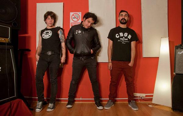 Ceremonia, exponente del punk argentino